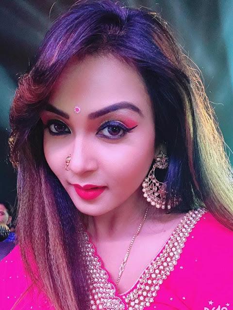 Bhojpuri Actress Mohini Ghosh Biography