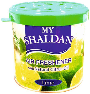 My Shaldan Car Air Freshener