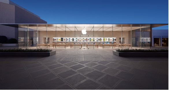 Apple Store Palo Alto Stanford