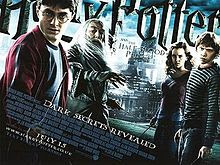 Harry Potter and the Half-Blood Prince (information, story and response)