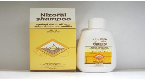 سعر ودواعي إستعمال شامبو نيزورال Nizoral للقشرة