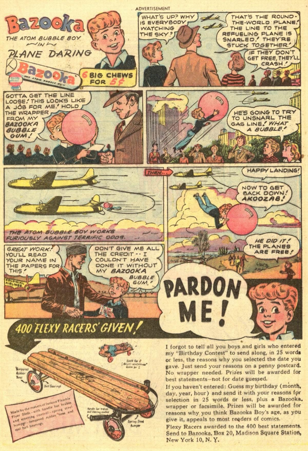 Read online Detective Comics (1937) comic -  Issue #150 - 22