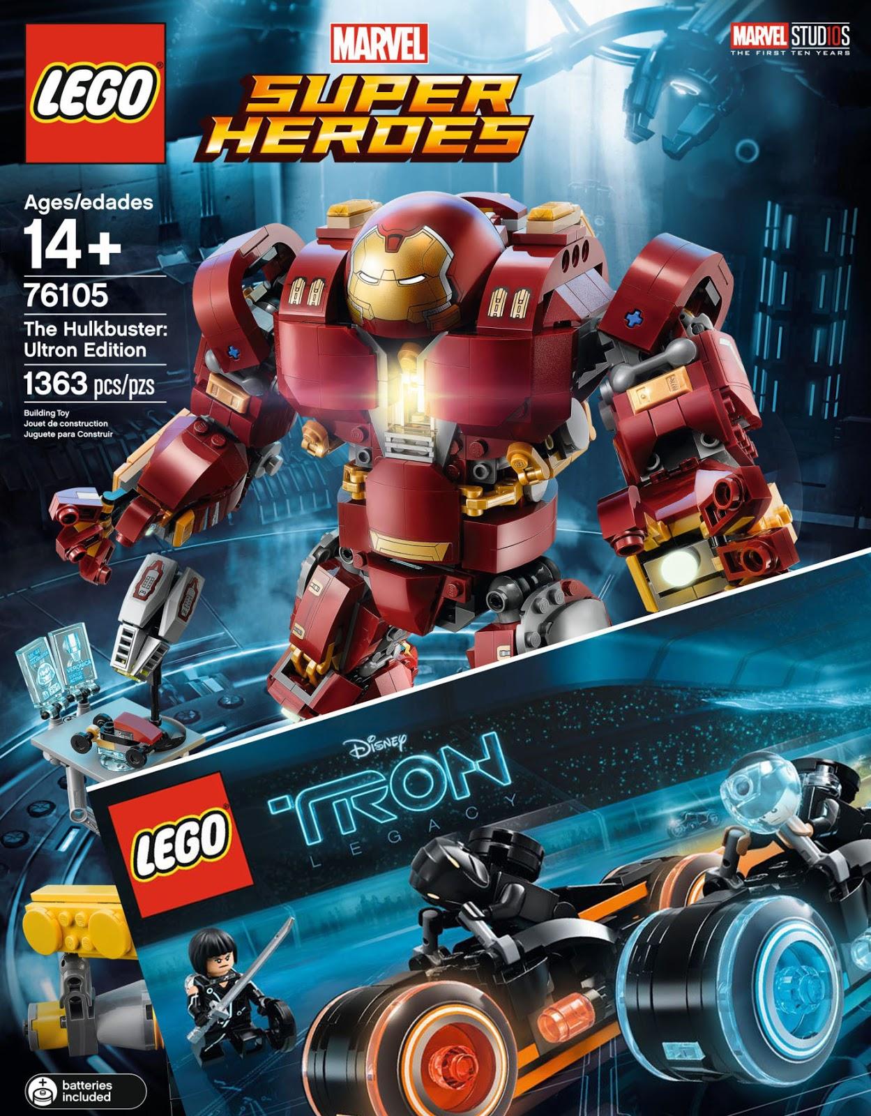 Set LEGO 2018 pazzeschi