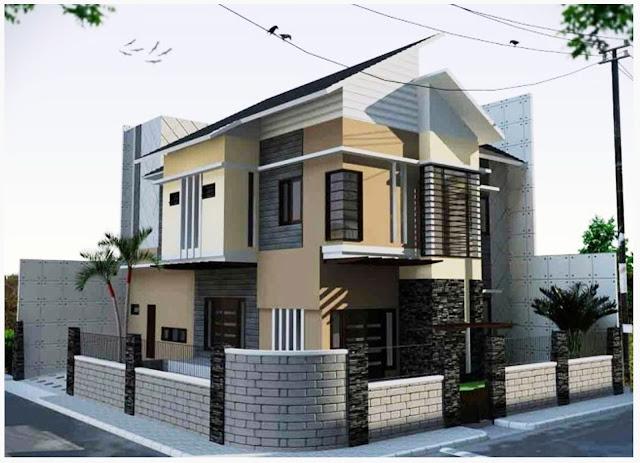 Modern Minimalist Home Exterior Design Home Design Ideas