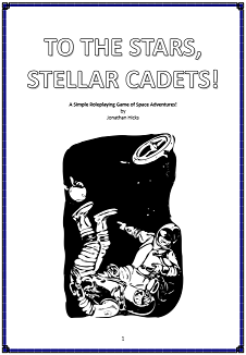 TO THE STARS, STELLAR CADETS!