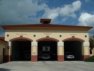 Estación de bomberos