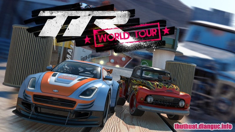 Download Game Table Top Racing: World Tour Full Cr@ck