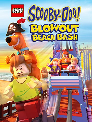 Lego Scooby-Doo! Blowout Beach Bash (BRRip 720p Español Latino) (2017)
