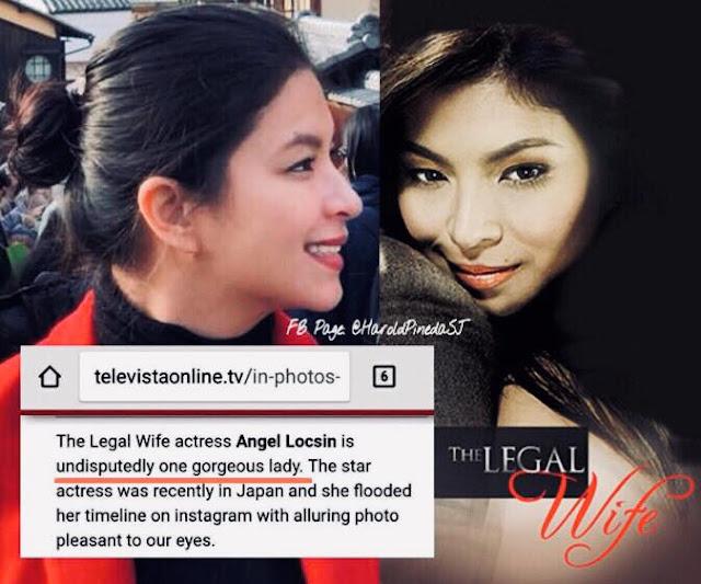Angel Locsin Was Featured In Televista TV!