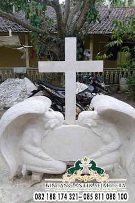 Makam Kristen Salib, Jual Nisan Model Salib