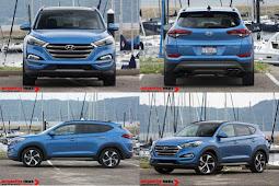 Hobbi of Automovie Design2016 Hyundai Tucson - Review-AtoBlogMark