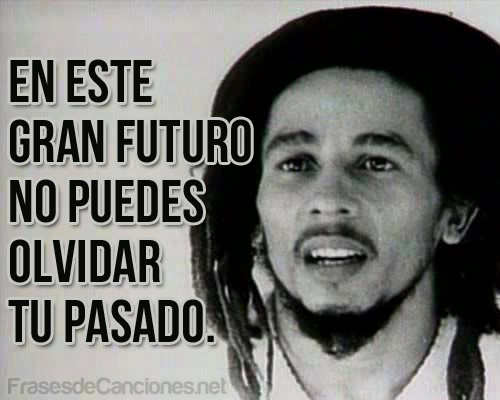 Frases De Bob Marley: Frases Que Inspiran De Bob Marley