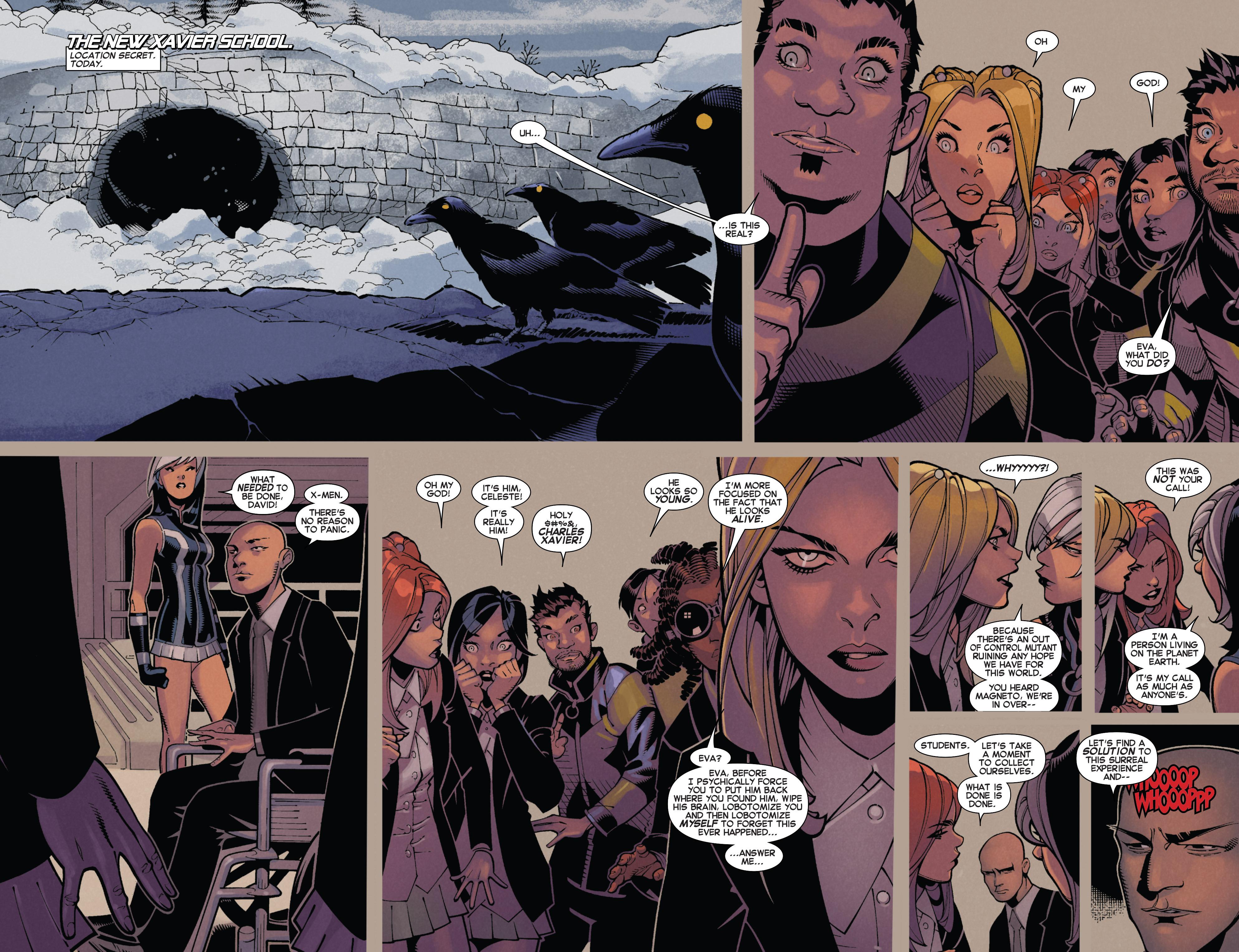 Read online Uncanny X-Men (2013) comic -  Issue #31 - 3