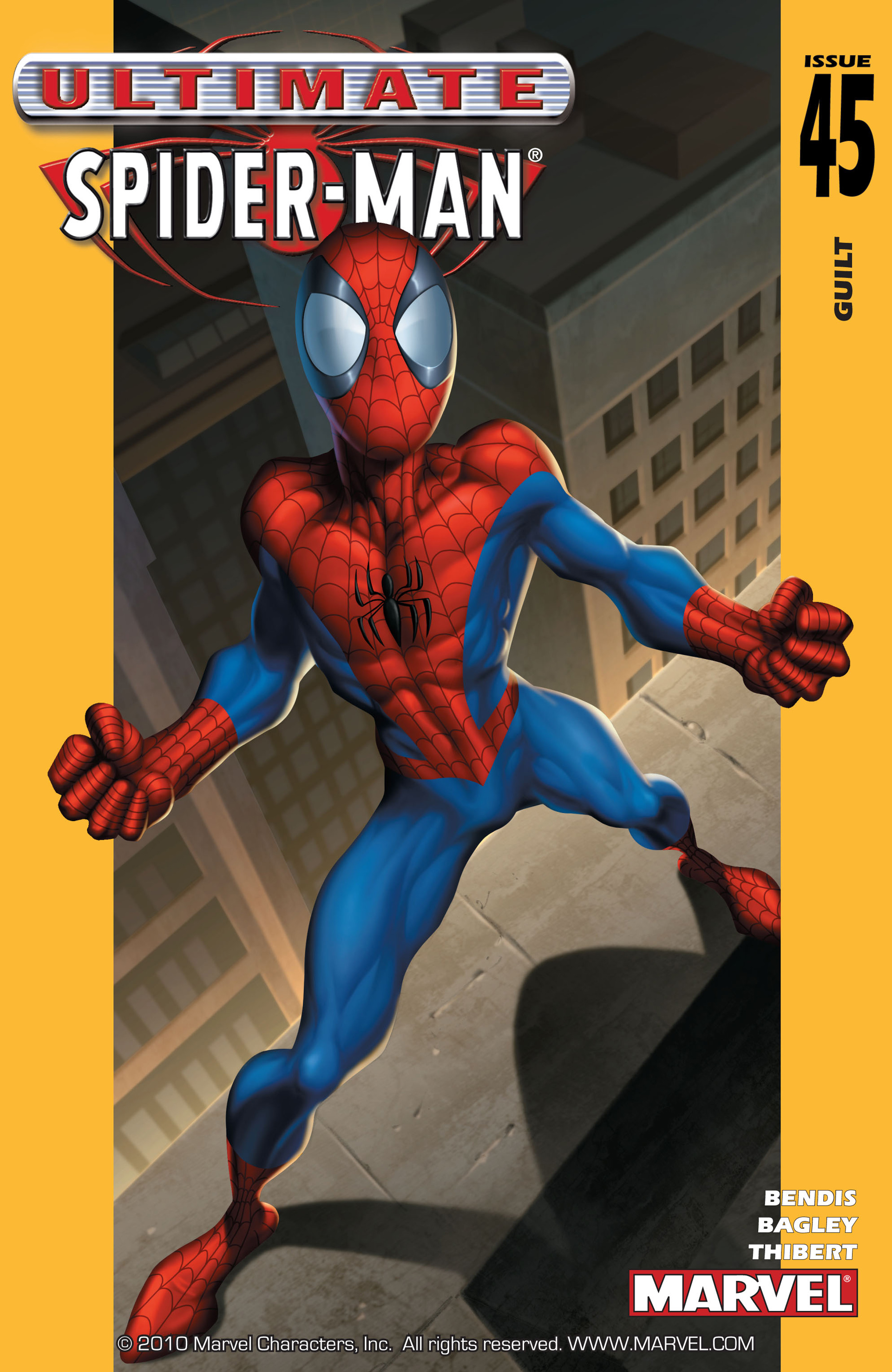 Read online Ultimate Spider-Man (2000) comic -  Issue #45 - 1