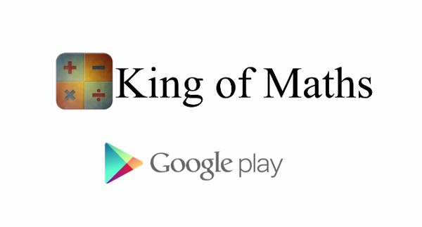 Seja o Rei da Matemática com este aplicativo para Android