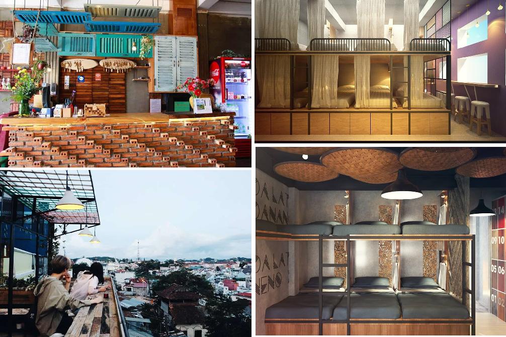 {Top} 10 hostel, homestay Đà Lạt đẹp, chuẩn sống ảo, giá rẻ gần chợ đêm