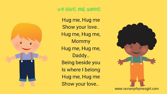 Free Nursery Rhymes Lyrics For Kids 9