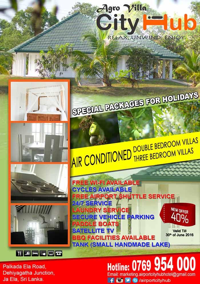 Holiday special - Agro Villa City Hub | 40% Off
