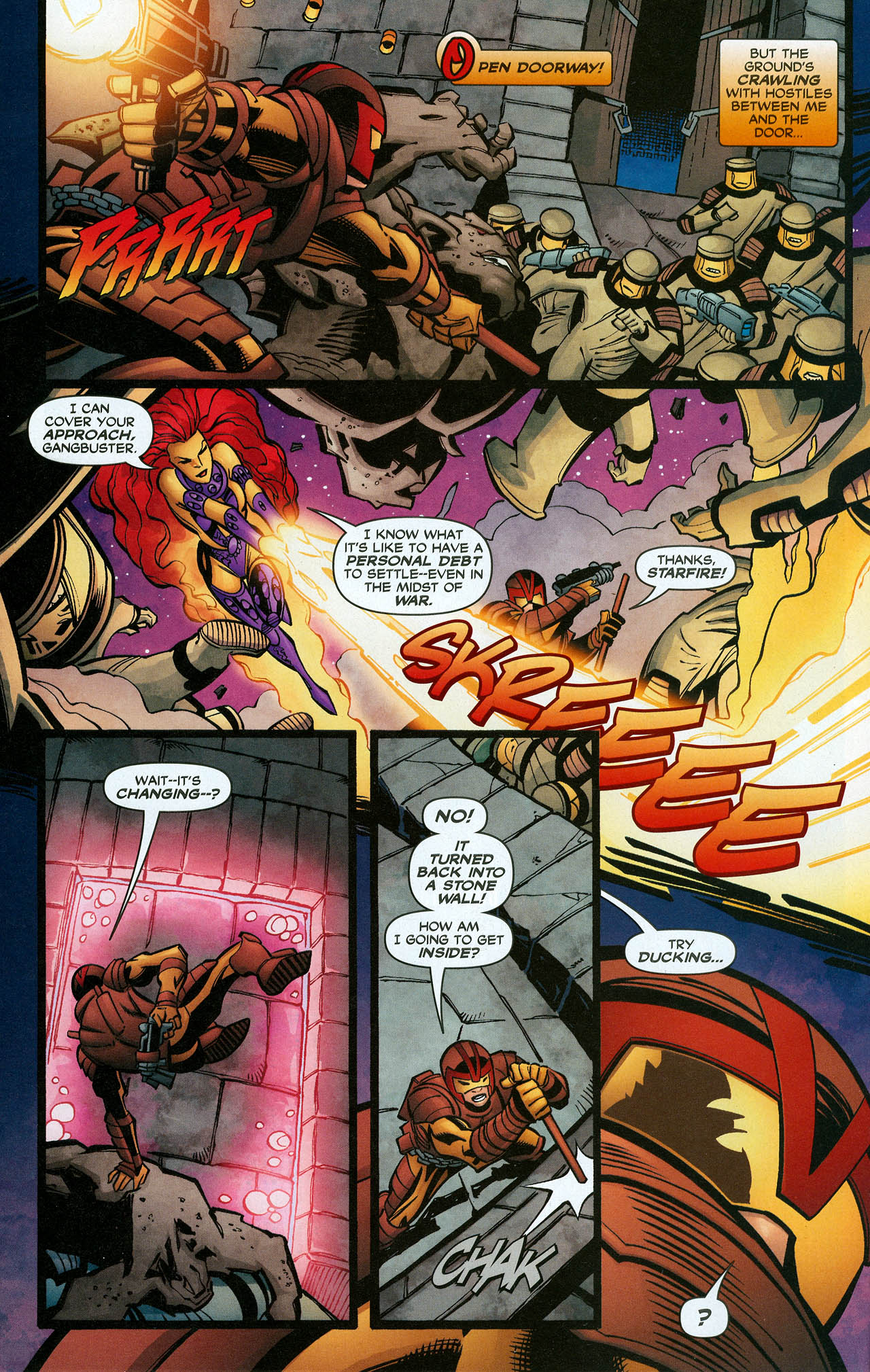 Read online Trinity (2008) comic -  Issue #15 - 26