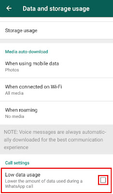 how to disable the auto download in whatsapp