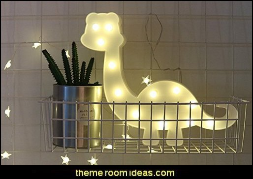 Dinosaur LED Night Light Lamp  dinosaur theme bedrooms - dinosaur decor dino - decorating bedrooms dinosaur theme - dinosaur room decor - dinosaur wall murals - dinosaur wall decals - life size dinosaur props - dinosaur bedding - dinosaur duvet - Flintstones dinosaur design bedrooms