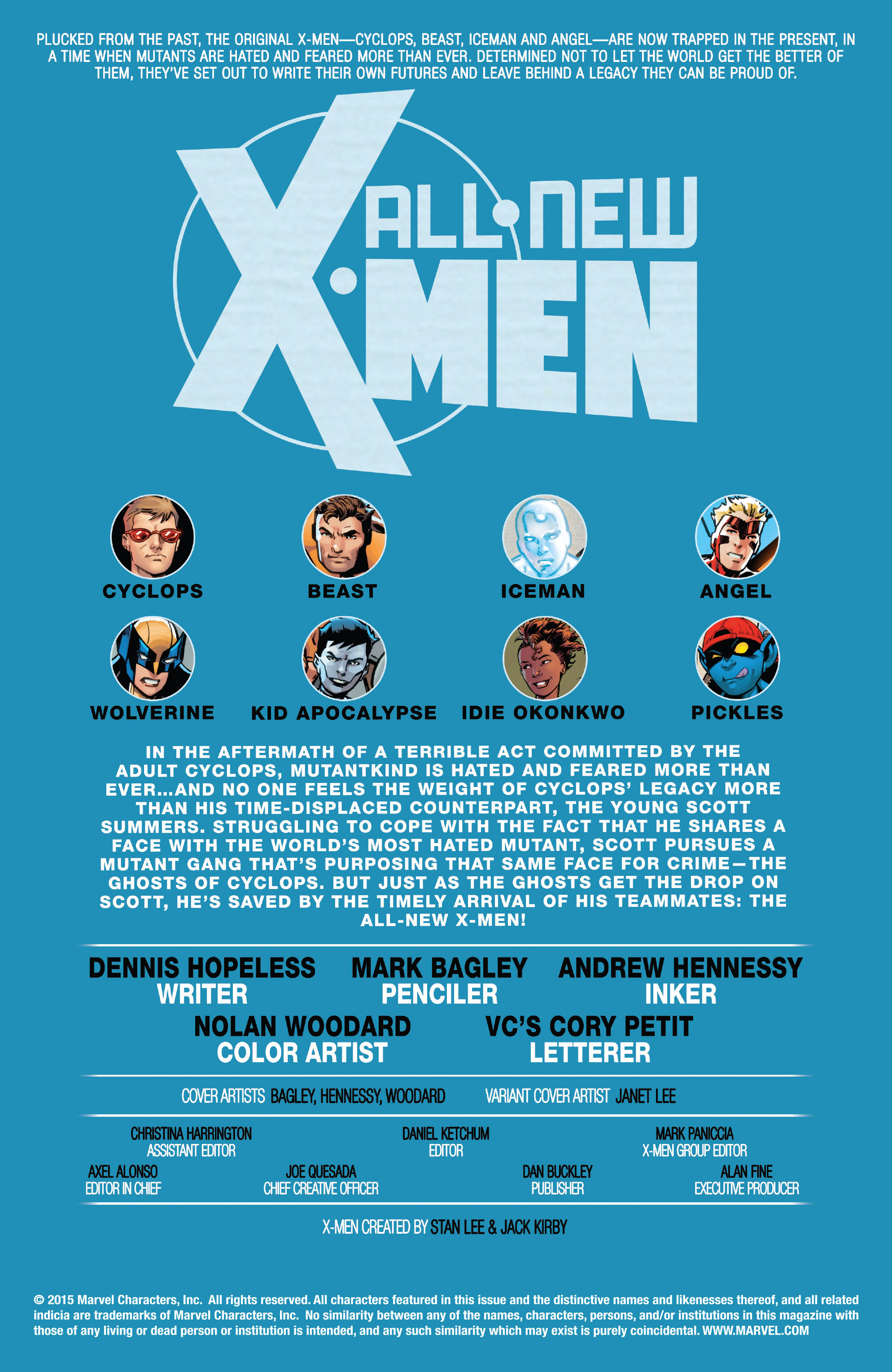 Read online All-New X-Men (2016) comic -  Issue #2 - 2