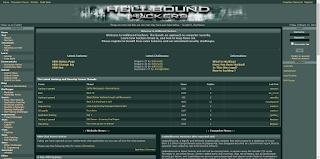 موقع hellboundhackers.org