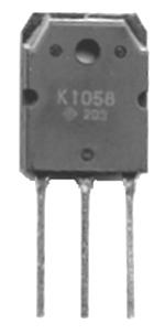 K1058 mosfet image