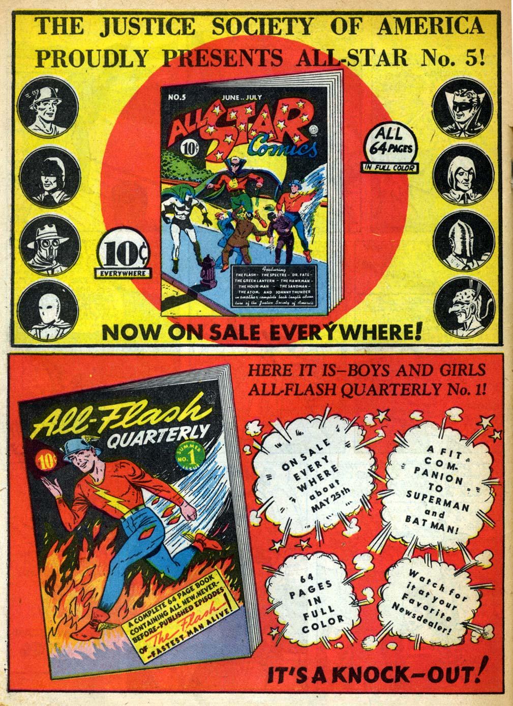 Read online All-American Comics (1939) comic -  Issue #28 - 66