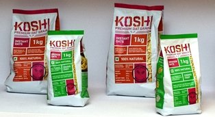 Future Consumer launches Oats brand Kosh™ as India's third grain