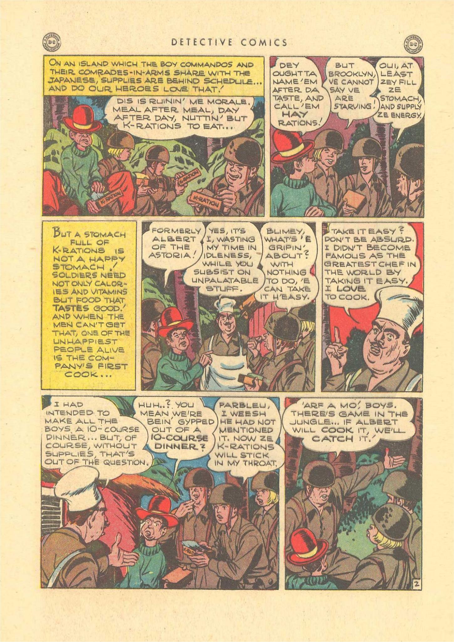 Read online Detective Comics (1937) comic -  Issue #109 - 40