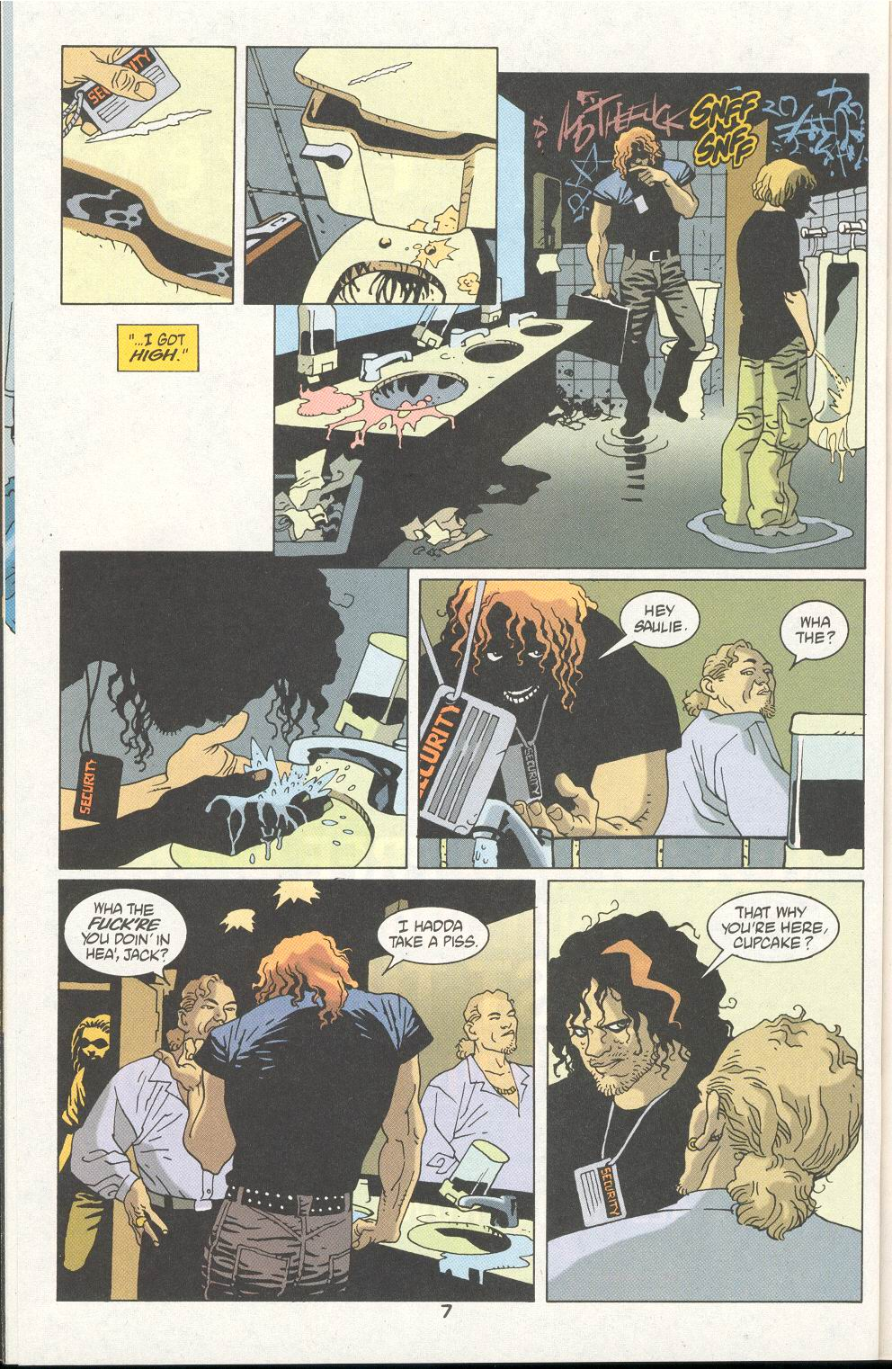 Read online 100 Bullets comic -  Issue #21 - 8