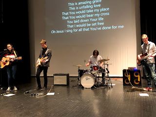 Sacred Journey: MacTrees40: Chapel Band, Kyle Bjerga & Gratefulness