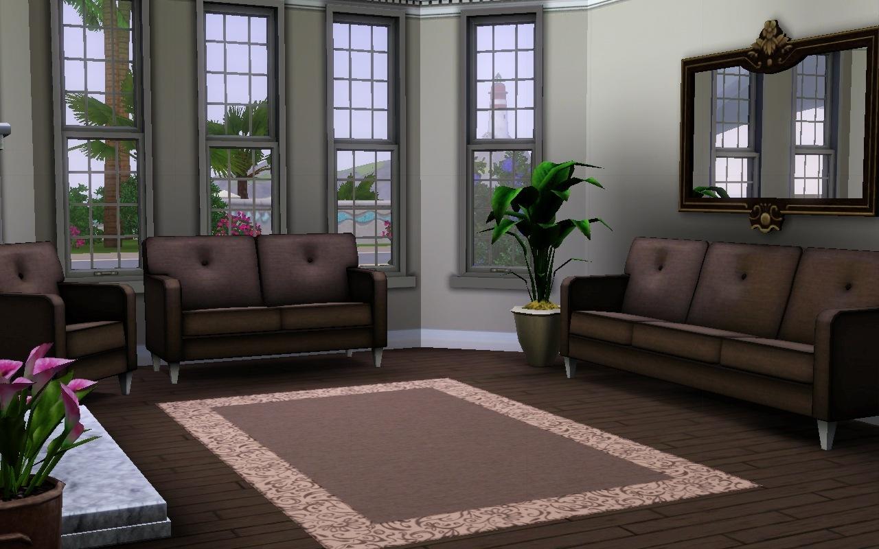 Sims Living Room Ideas