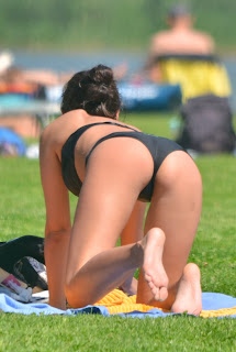 chicas nalgas parques publicos