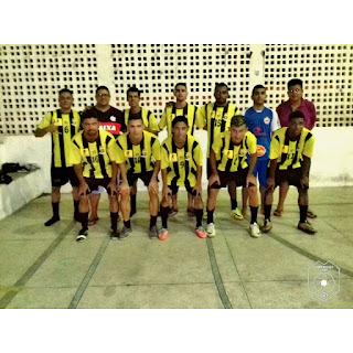 PILAR-PB: Independente de Pilar venceu a 3ª seguida e agora é líder do Campeonato de Futsal de São José dos Ramos-PB