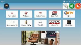 Harika Apk Sadece Film ve Dizi Türk Şifreli Kanallar izleyin