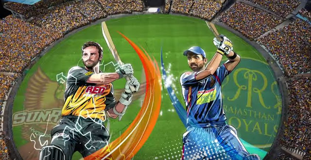 Sunrisers Hyderabad vs Rajasthan Royals VIVO IPL 2018