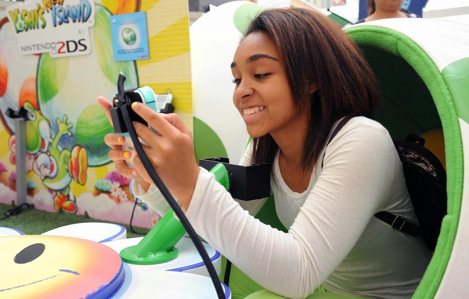 Play Nintendo Kids Event Mall of Georgia August 15-17 via www.Productreviewmom.com