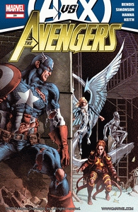 Cover of The Avengers 29 Comic eBook