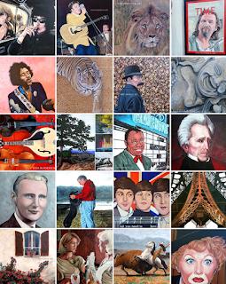 Tom Roderick Art Mosaic