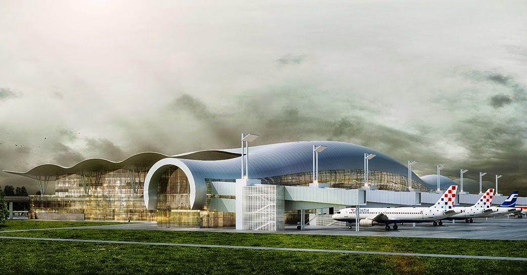 Center New Zagreb Terminal On Schedule Center