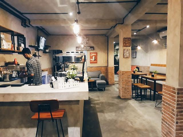 Social Brew Coffee, Cilandak