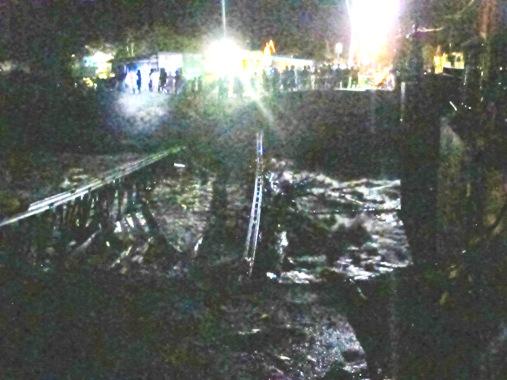 Jembatan Appabattu Selayar Ambruk, Akses Masuk ke Kota Benteng Terputus