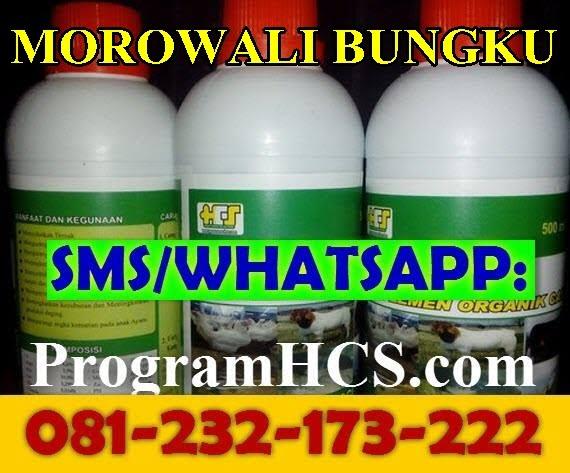 Jual SOC HCS Morowali Bungku