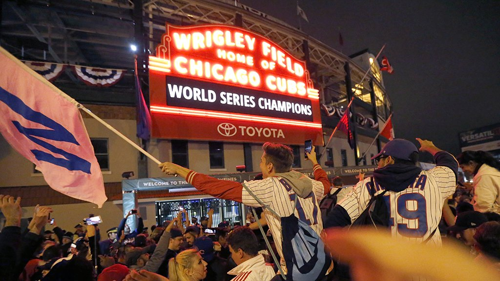 e72987295a7 Sacerdotus   Billy Goat Curse Over   Chicago Cubs Win World Series 2016!