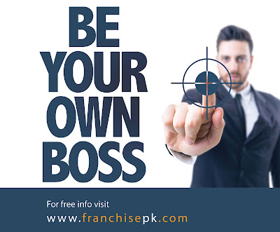 Be your own boss ( Discover the world of Franchising )
