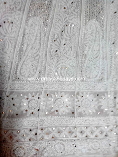 Wedding Chikankari