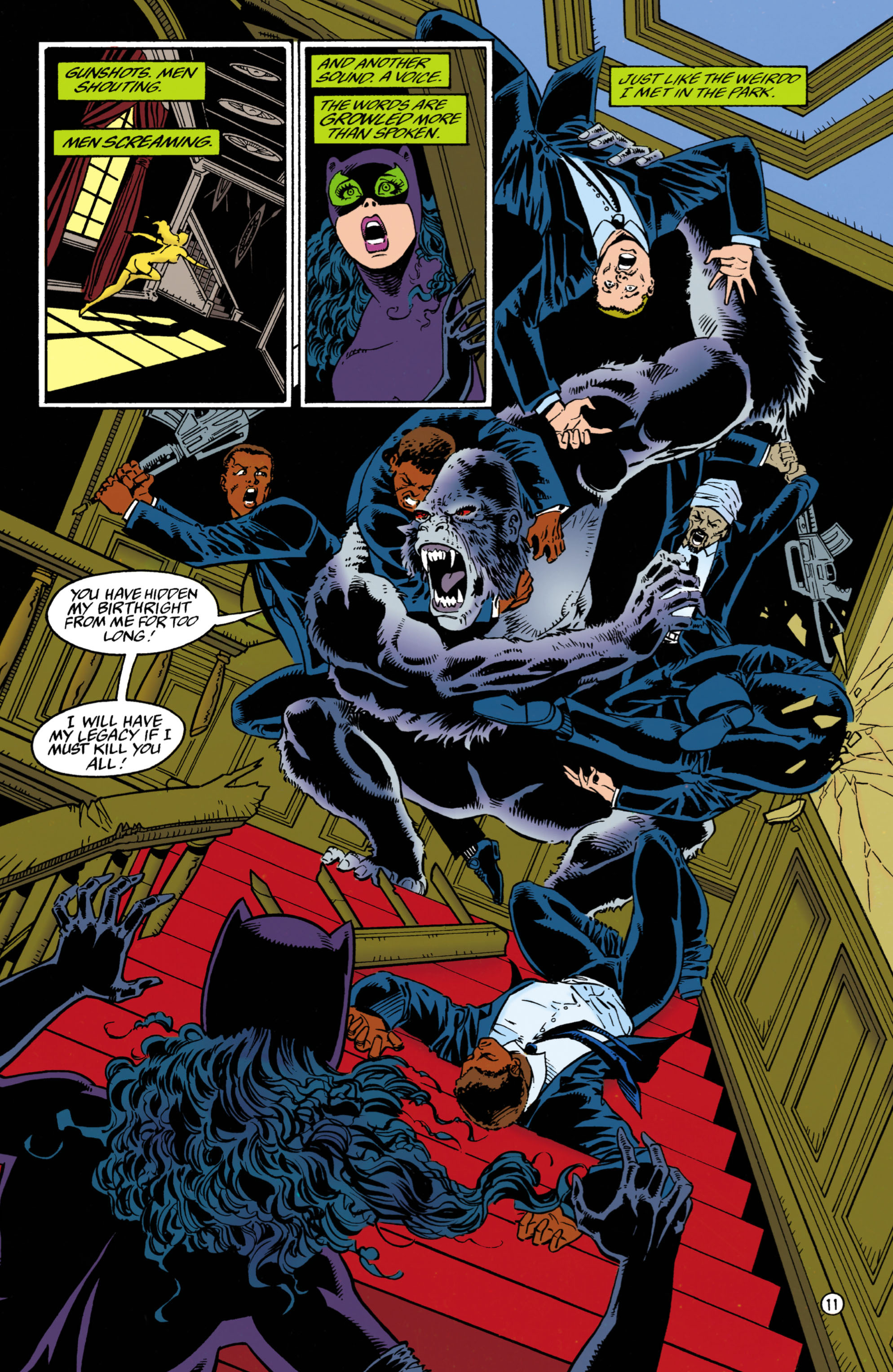 Catwoman (1993) Issue #27 #32 - English 12
