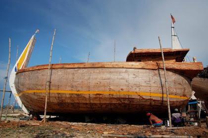 Jenis Kapal Berdasarkan Material yang Digunakan dalam Pembangunannya